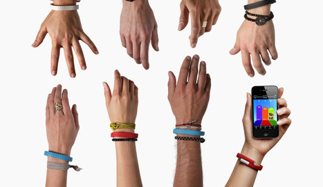 Jawbone Releases UP, A Wristband For Tracking Your Wellness | Co. Design | singularity+ | Scoop.it
