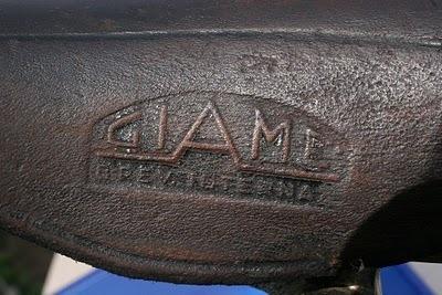 ITALIAN CYCLING JOURNAL: Giame saddle | Classic Steel Bikes | Scoop.it