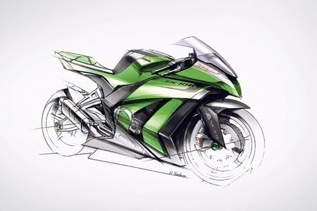 Sharper ZX-10R due soon – MCN   Motorcycle news from around the web   Scoop.it