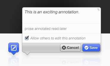 Home - AnnotateIt - Annotating the Web | Enhanced Learning in A Digital World | Scoop.it