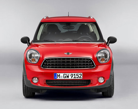 2013 MINI COUNTRYMAN ~ Grease n Gasoline | Auto Guide India | Scoop.it