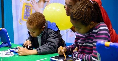 17% of Kids Under Age 8 Use a Mobile Device Every Day - Mashable | Better teaching, more learning | Scoop.it