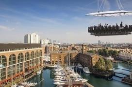 Quand un restaurant londonien envoie ses clients dans les airs | Gastronomie Française 2.0 | Scoop.it