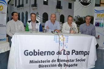 Anunciaron oficialmente los Juegos de la Patagonia 2013 | La Provincia | Scoop.it
