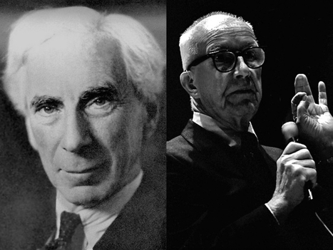 Bertrand Russell & Buckminster Fuller on Why We Should Work Less, and Live & Learn More | How to set up a Consulting Services Business | Scoop.it