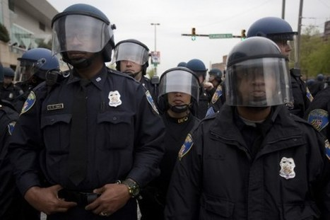 What the cops say | Criminology and Economic Theory | Scoop.it