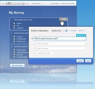 Online Survey Software - Create Online Surveys | Zoomerang | Online Teacher Underground | Scoop.it