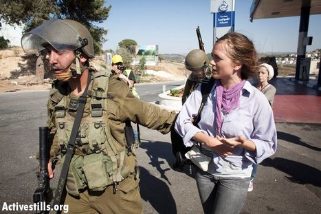Israel still holding Europeanactivists | HumanRight | Scoop.it