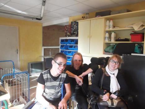 Villeneuve-d'Ascq: des jeunes en fauteuil participeront au bal ... - La Voix du Nord | chticountry | Scoop.it
