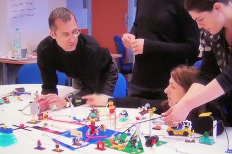 « L'environnement de travail devra fournir des objets connectés » | mobile fablabs | Scoop.it