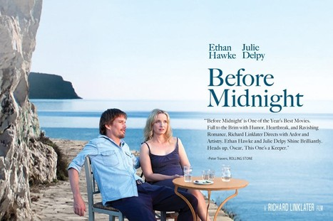 Ethan Hawke & Julie Delpy Pick Up Where They Left off in Before Midnight - Huffington Post | Actu Cinéma | Scoop.it