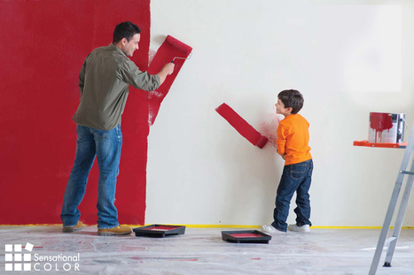 Picking A Paint Color Got You Seeing Red? | Color For Your Home | Scoop.it