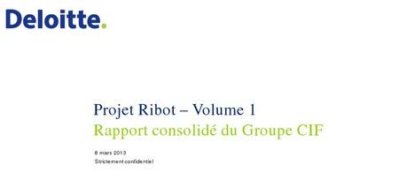 CIF : le Trésor veut rallier Bruxelles à la cause de la liquidation / Médiapart   Non à la mort programmée du CIF   Scoop.it