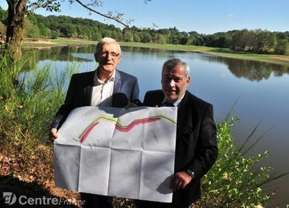 Le site du lac d'Uzurat à Limoges va être totalement réaménagé   water news   Scoop.it