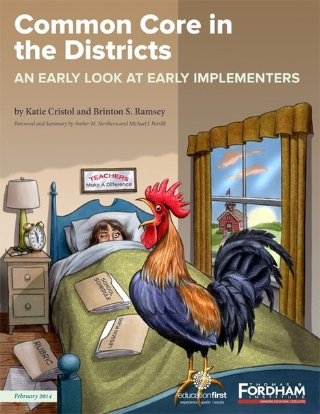 Common Core in the Districts: An Early Look at Early Implementers | CCSS News Curated by Core2Class | Scoop.it