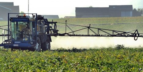 La carte de France des victimes des pesticides | Agriculture en Pyrénées-Atlantiques | Scoop.it