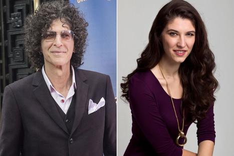 My dad Howard Stern put me off dating men | Howard Stern | Scoop.it