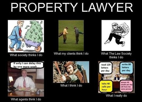 Property Lawyer | What I really do | Scoop.it