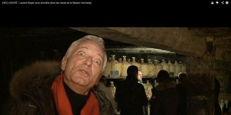 Vidéo : à Cognac, Midi en France touchée par la part des anges | Tourisme Infos | Scoop.it