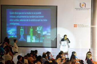 Conferencia sobre tecnología textil en Unimodaa 2013 - La Jornada Aguascalientes | Nanotechnoly and Materials | Scoop.it