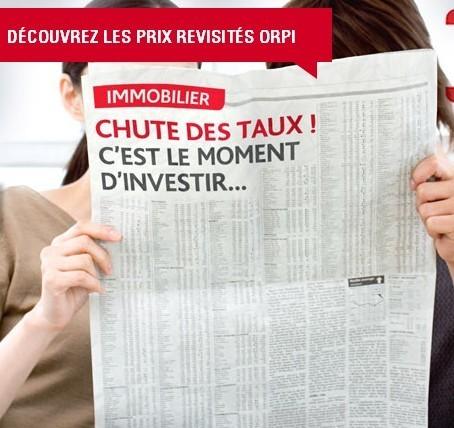 Chute des taux : est-ce le moment d'investir ? | Actualités Orpi | Scoop.it