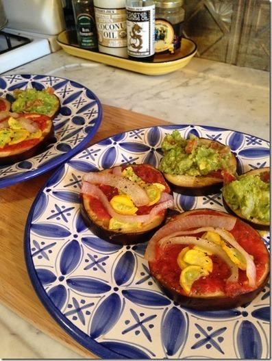 {Paleo} Vegan Eggplant Pizzas | My Vegan recipes | Scoop.it