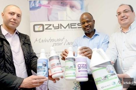 Ozymes: s'attaquer au nettoyage industriel avec des enzymes | Yves Therrien | Actualité économique | Santé Sécurité Hygiène Environnement PROPRETE | Scoop.it