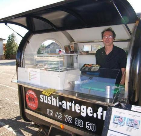 Saint-Jean-du-Falga. Laurent Fréja : le sushi dans tous ses états - LaDépêche.fr | Nourriture japonaise en France | Scoop.it