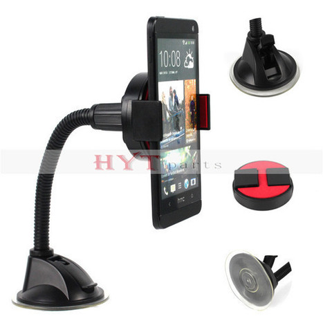 Windshield Mount Stand Car Holder For PDA iPod iPhone Mp3 Mp4 | How to save more money and time | Scoop.it