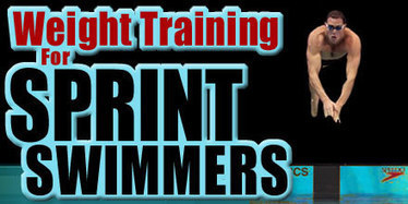 Bodybuilding.com - Weight Training For Sprint Swimmers! | Fitness and Training and Level 3 Pe | Scoop.it