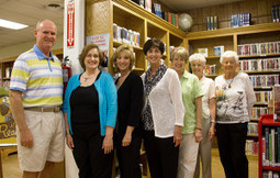 Director Moore Retires From White Pine Library | Tennessee Libraries | Scoop.it