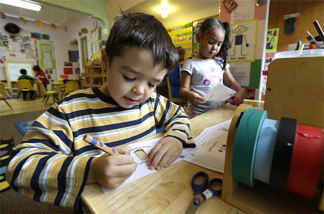 Study endorses preschool for low income kids | Lockwood Schools Superintendent | Scoop.it