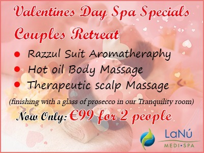 Spice up your Valentine's Day with our Couples Retreat Spa Package | Luxury Spa, Wellness and Beauty Experience | Scoop.it