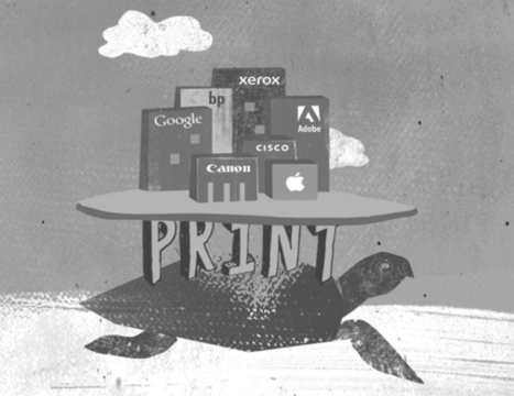 Selected Graphic Arts Industry Trends – Identified @ drupa ... | Graphic design tips | Scoop.it