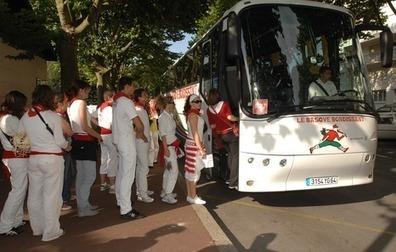 Le retour en bus mouvementé - mediabask | BABinfo Pays Basque | Scoop.it