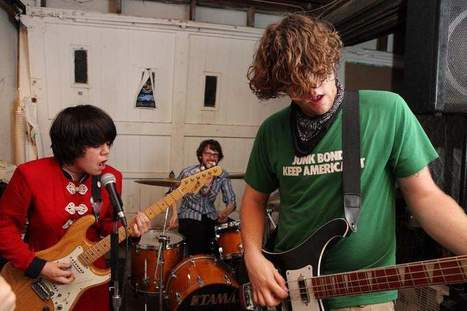 Screaming Females cover Patti Smith for Record Store Day - Asbury Park Press | Bruce Springsteen | Scoop.it