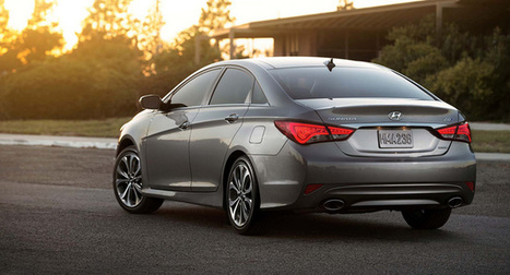 Cars News and Reviews | Hyundai updates Sonata with new tech, revised look | BooksInfo | Scoop.it