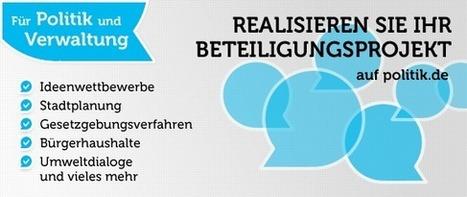 Politik-de - Politik.de - Die Beteiligungsplattform | eParticipate! | Scoop.it