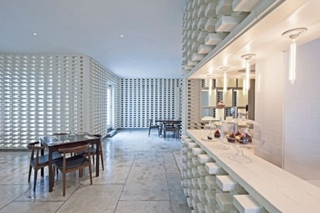 A Simple Brick Interior / Pencil Office | ArchDaily | House Decorating | Scoop.it