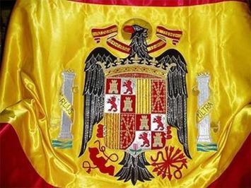 Un alcalde del PP exhibe una bandera preconstitucional | Partido Popular, una visión crítica | Scoop.it