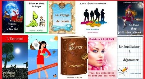 Patricia LAURENT - Site officiel - Patricia LAURENT | Patricia Laurent, romancière | Scoop.it