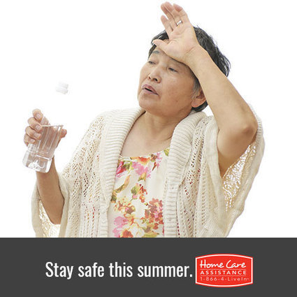 Senior Care: The Difference between Heat Stress and Heat Stroke | Home Care Assistance of Tampa Bay | Scoop.it