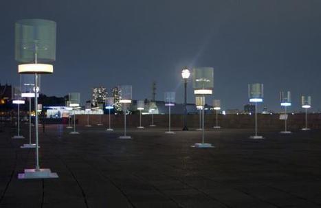 Estas pequeñas lamparas eólicas no sólo son eficientes, también son hermosas | tecno4 | Scoop.it
