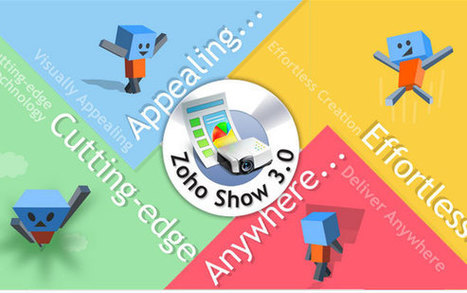 Zoho Show: Create Online Presentations | PowerPoint Presentation | Implementing Daily 5 | Scoop.it