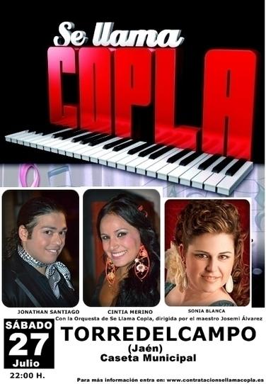 Ow.ly - image uploaded by @sellama_copla   SE LLAMA COPLA CONCIERTOS   Scoop.it