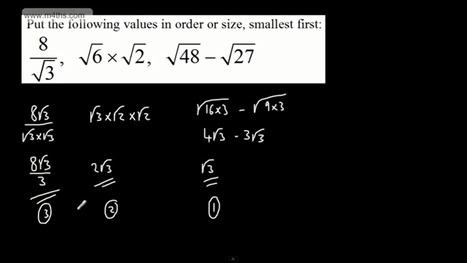 www.m4ths.com - A Level and GCSE Mathematics - Revision   Adnoddau Mathemateg Uwchradd   Scoop.it