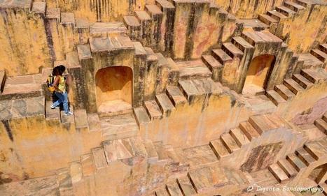 Panna Meena Ki Baori, Jaipur - Travel Tales From India | Travel India | Scoop.it