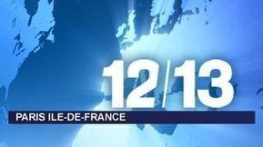 JT 12/13 Paris Ile-de-France - France 3 Paris Ile-de-France   Panorama de presse   Scoop.it