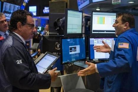 Wall Street jumps to eight-week high on financials, healthcare | Small Business News and Information | Scoop.it