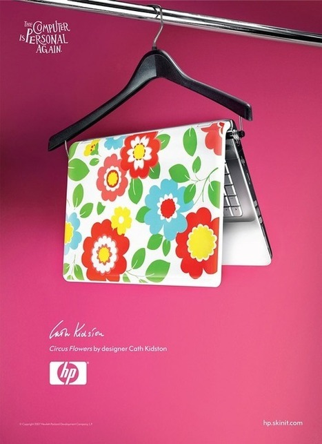 Design that works! Creative Examples of Print Advertising | Creative Insights | Scoop.it